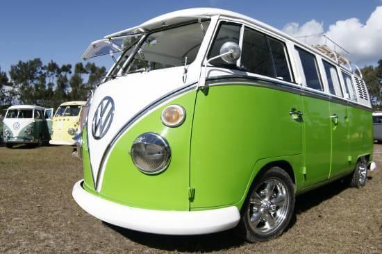 VW Bus Photo