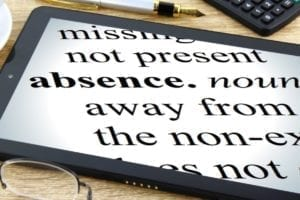 EMPLOYEE ABSENCE MANAGEMENT POLICY