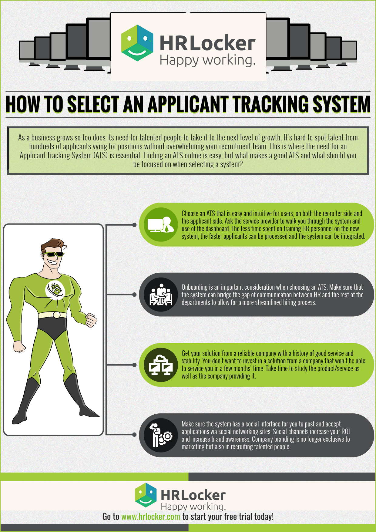 Be An Applicant Tracking System ATS Superhero