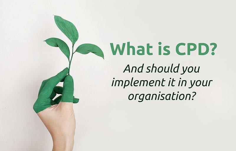 What is CPD? Are You Up-to-Speed?
