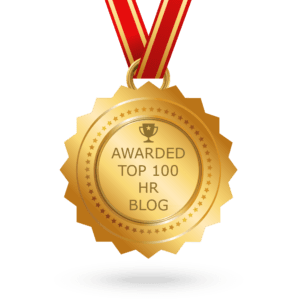HRLocker badge for best HR software blogs