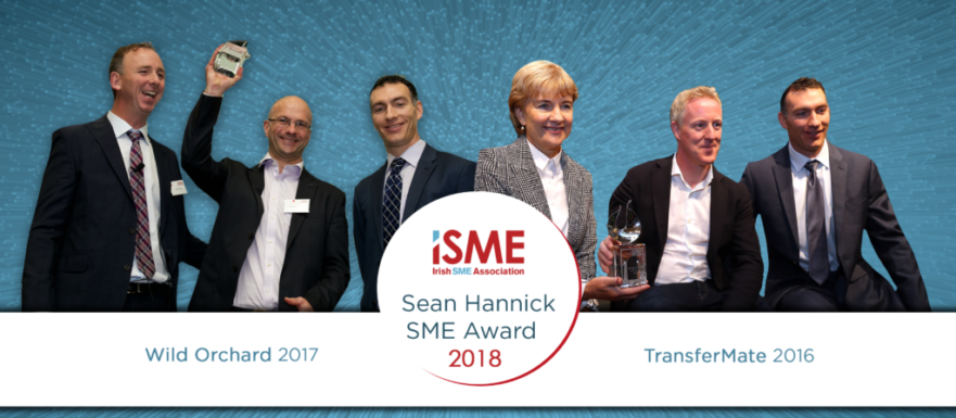 HRLocker 2018 Sean Hanniack award ISME