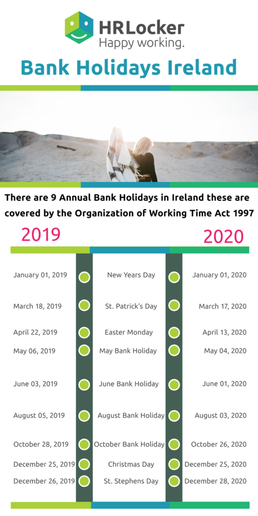 Irish Bank Holidays