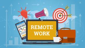 remote working with HRLocker