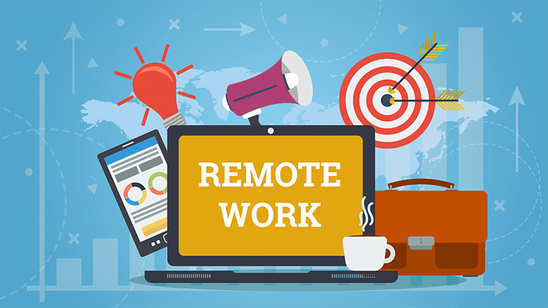 remote working with HRLocker