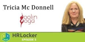 A link to a podcast with trishia mc donnell from doolin yoga