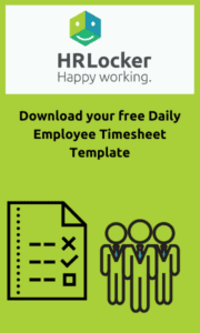 Download your free Daily Employee Timesheet Template