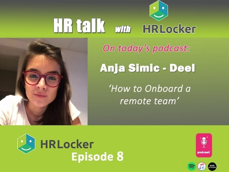 Anja Simic from Deel talks to us about onboarding teams remotely