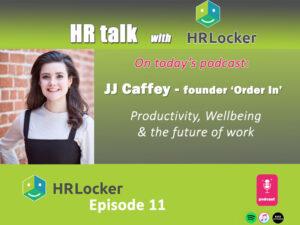 JJ Caffey, Productivity, Wellbeing podcast