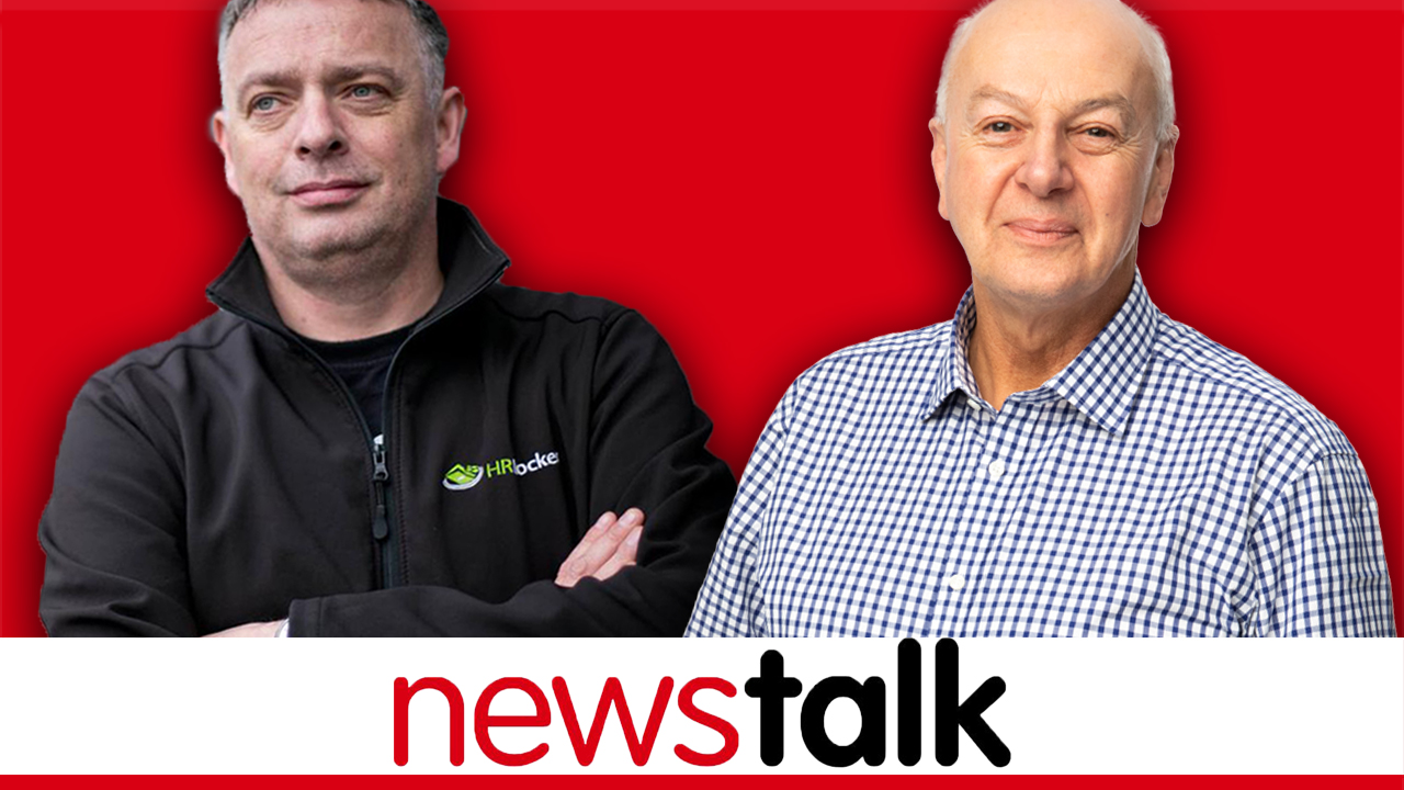 Adam Coleman on Newstalk with Bobby Kerr