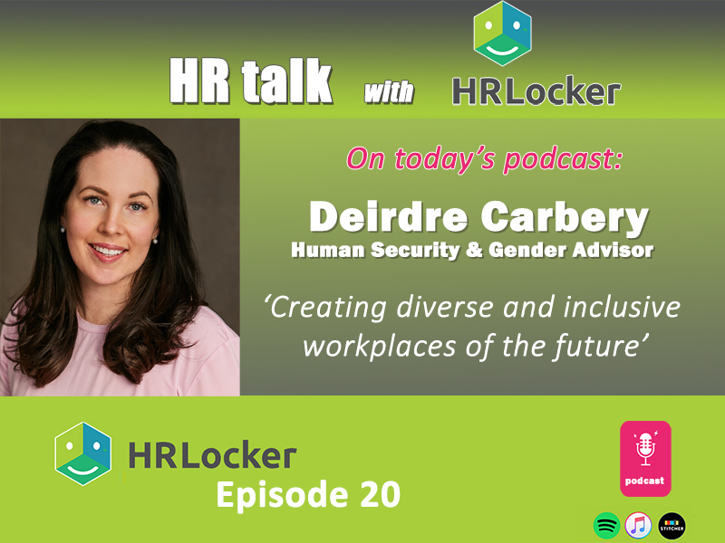 Deirdre Carbery - Creating diverse and inclusive workplaces of the future
