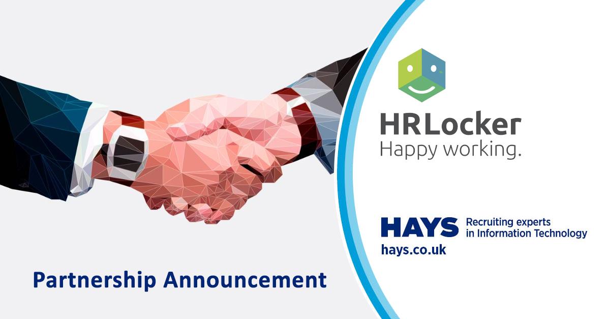 HRLocker and Hays Announce Partnership