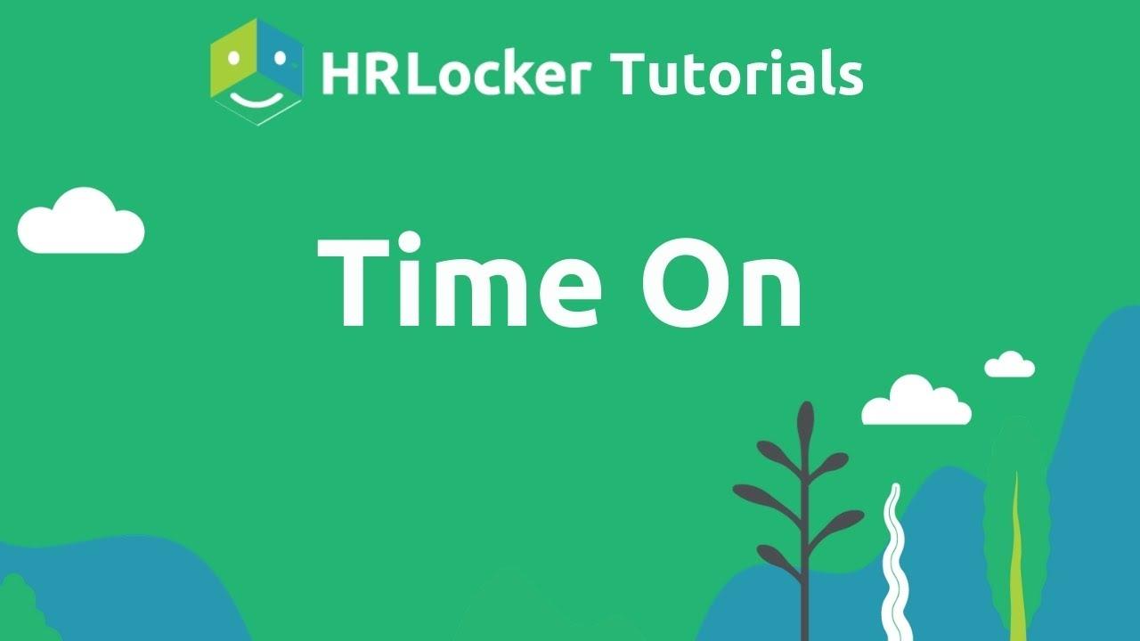 HRLocker Time On - Timesheet Software