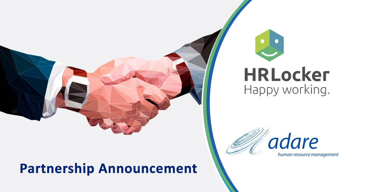 HRLocker and Adare Human Resource Management Announce Strategic Partnership to Support Businesses Post-Covid
