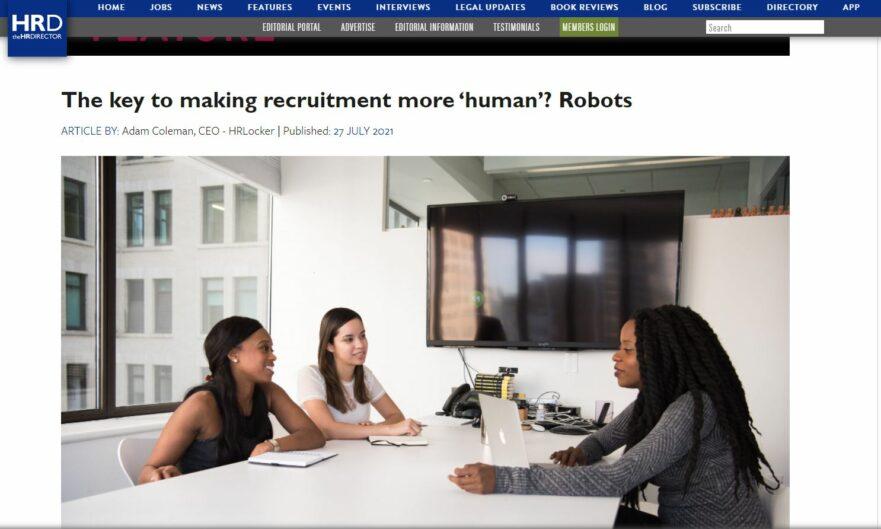 HR Director Article