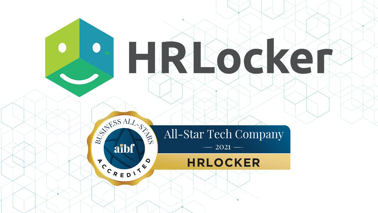 HRLocker wins All-Star Tech Company 2021