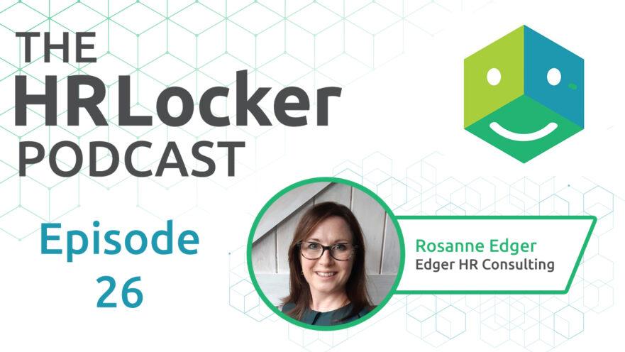HRLocker Podcast Rosanne Edger