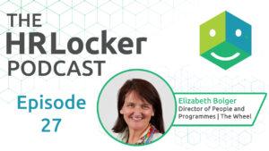 Elizabeth Bolger HRLocker Podcast Image